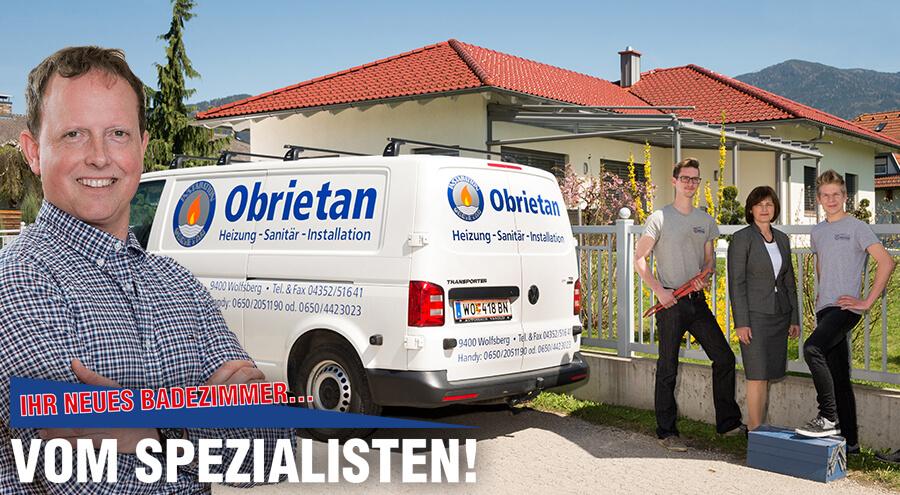 Installation Stefan Obrietan